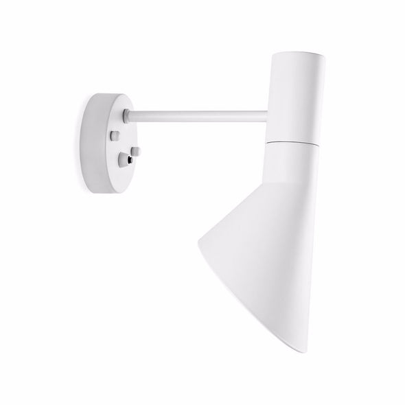 Jacobsen AJ Wall Lamp White