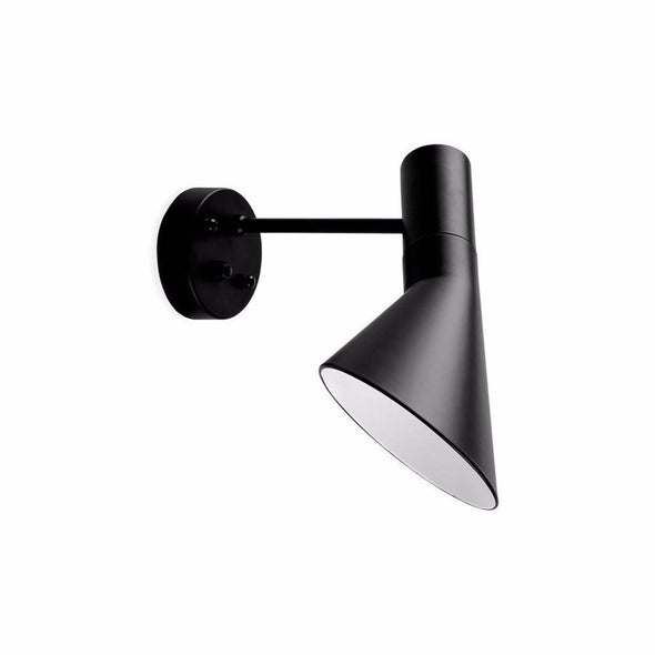 Jacobsen AJ Wall Lamp Black