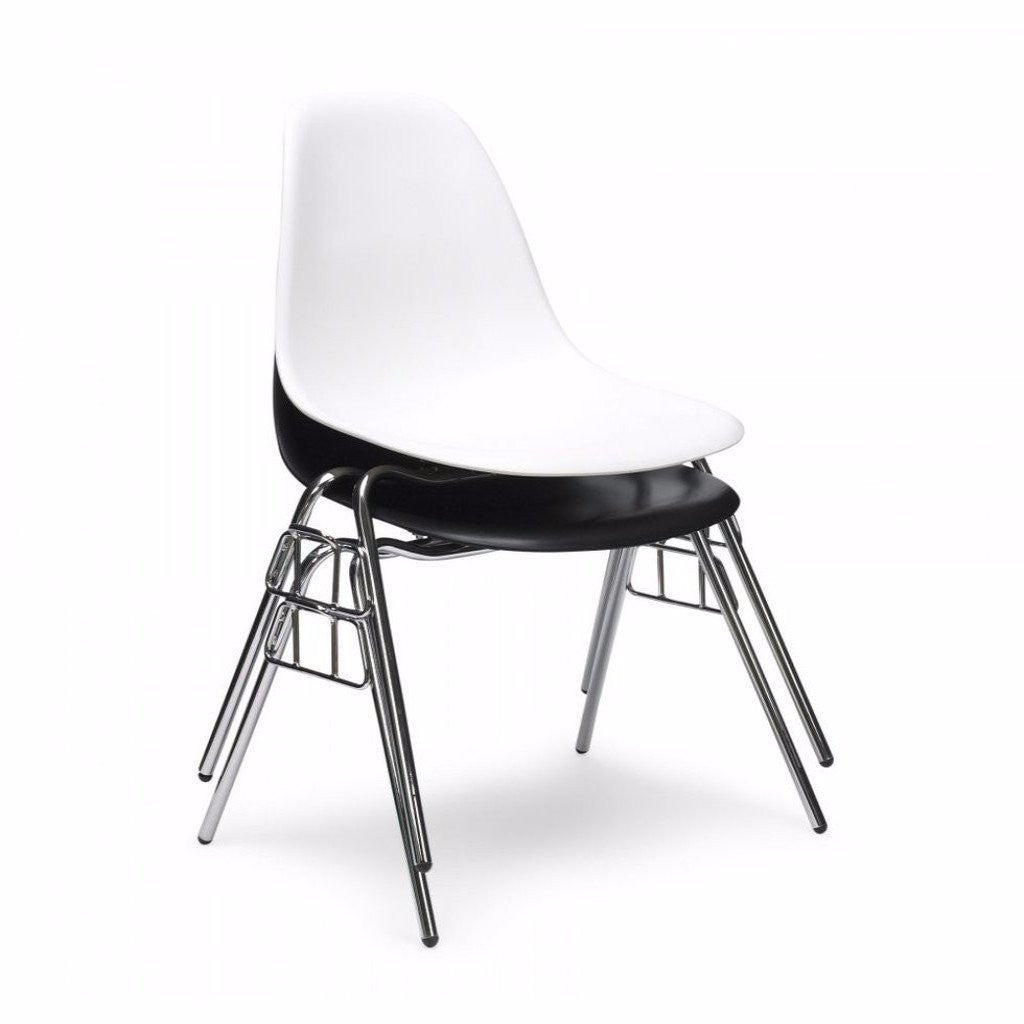 Stacking Eames DSS Chairs
