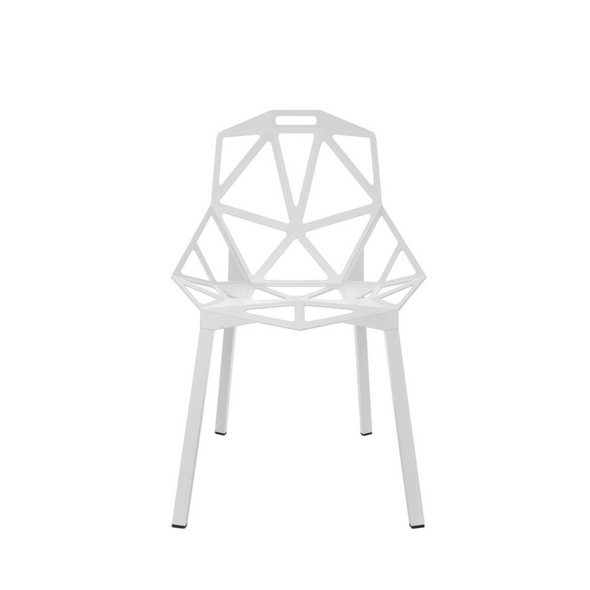 chair one white