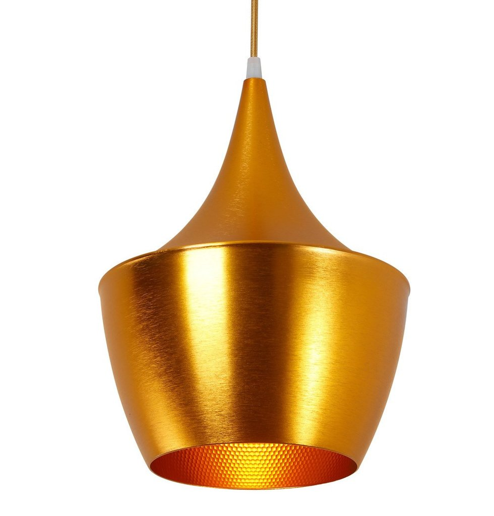 Dixon Beat Lamp, Fat Gold