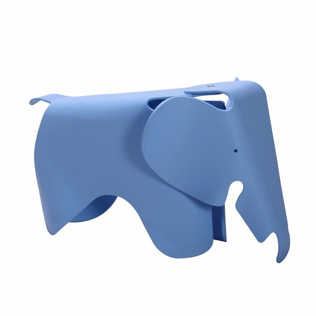 Blue Eames Elephant