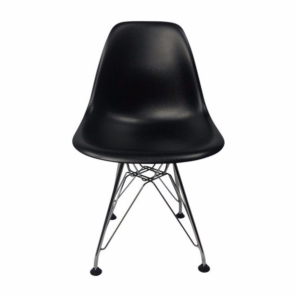 Black Eames DSR Chair for Kids