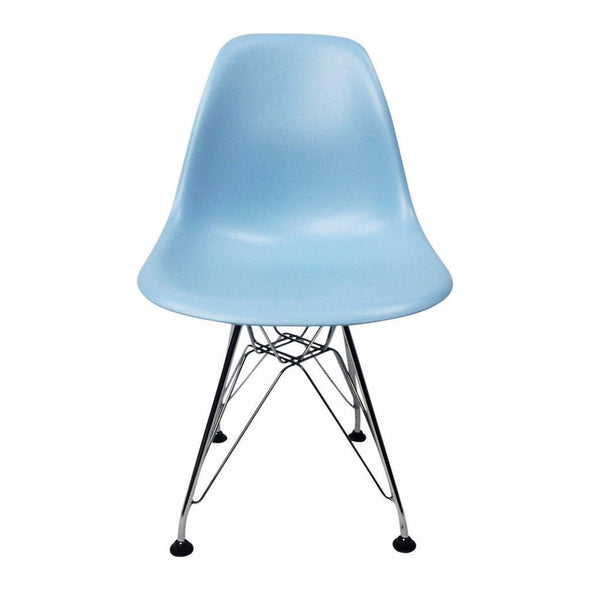 Blue Eames DSR Chair for Kids