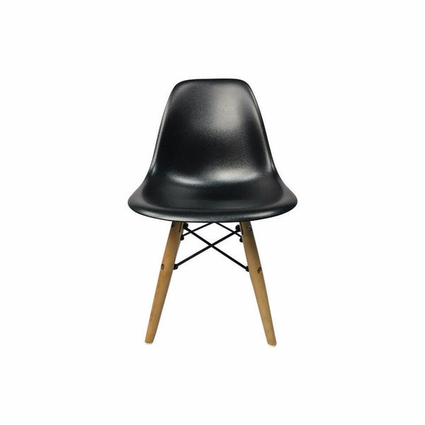 Black Eames DSW Chair for Kids