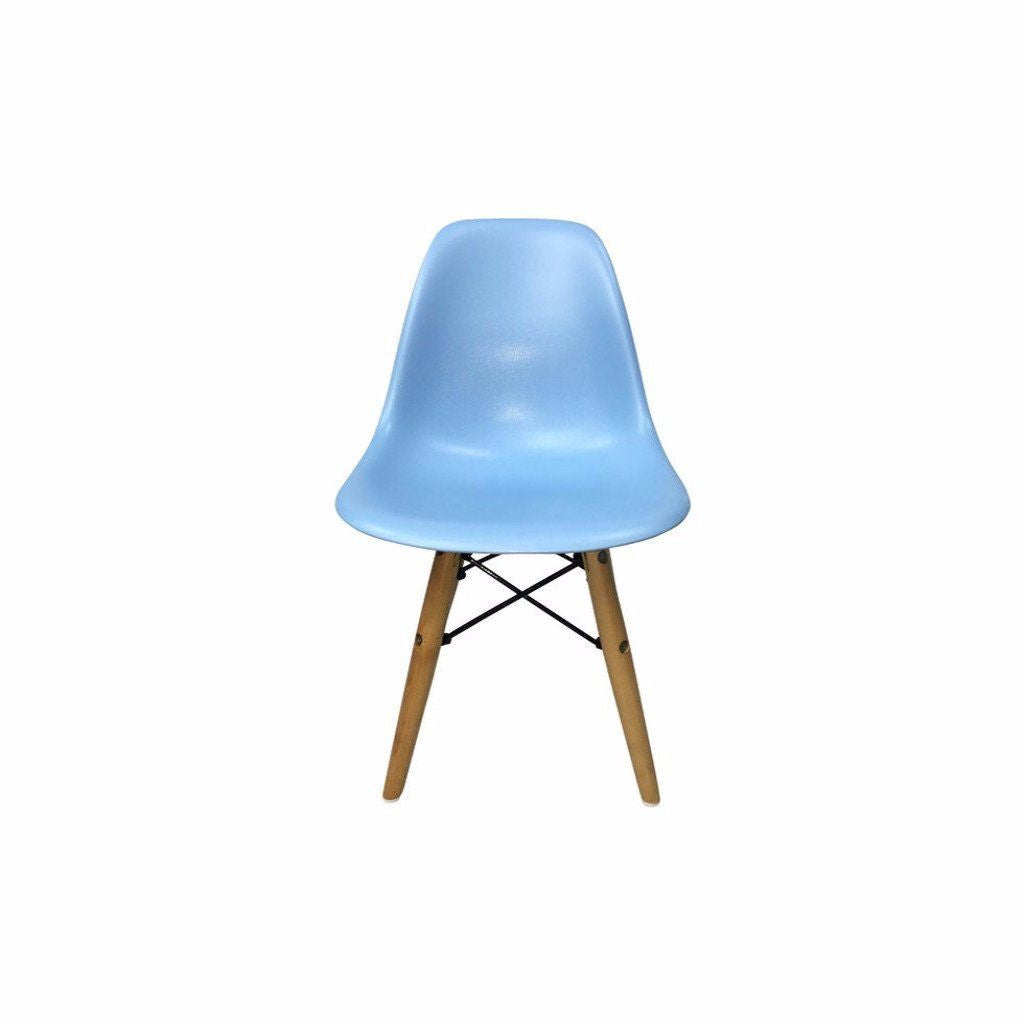 Blue Eames DSW Chair for Kids