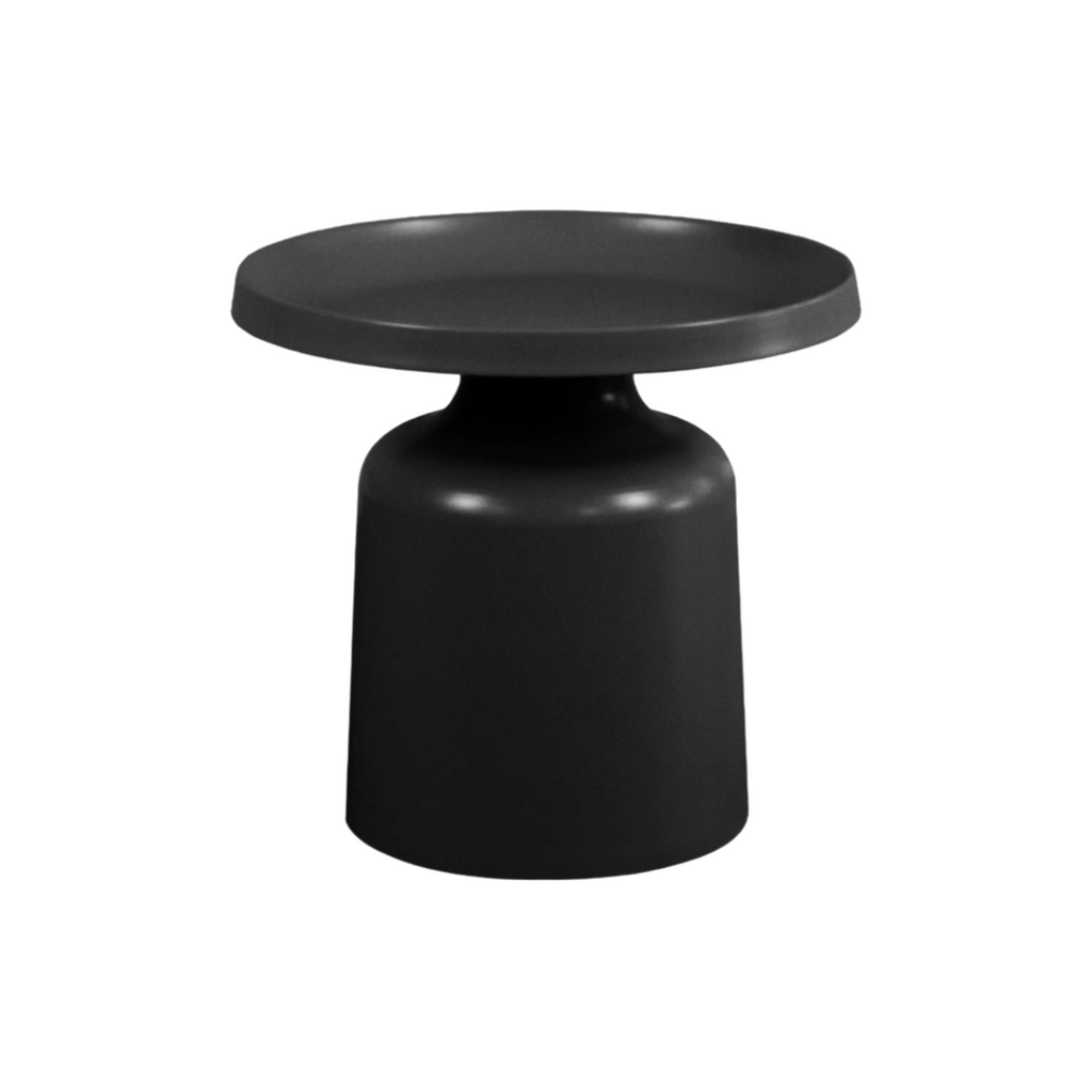 klay side table black