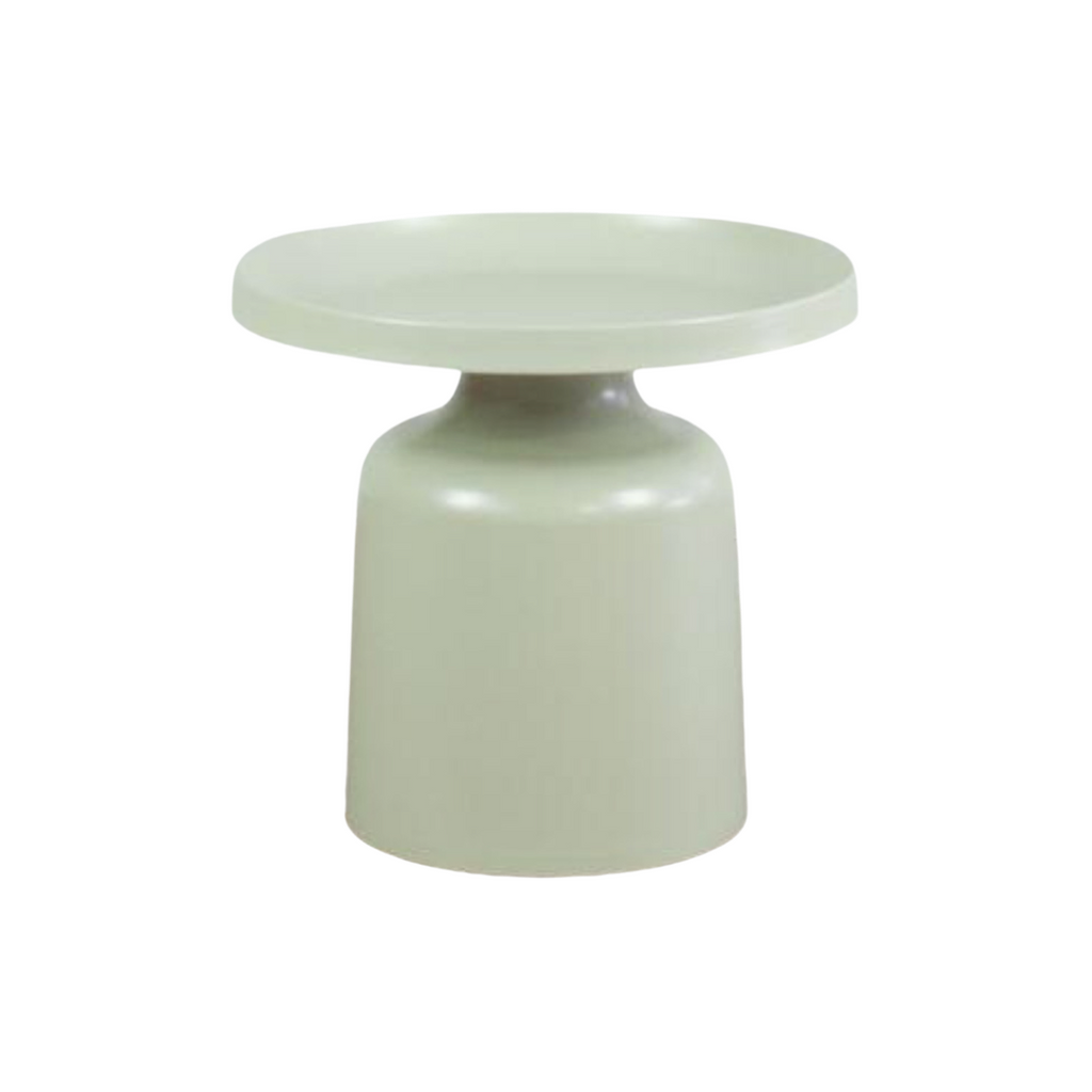 klay side table green