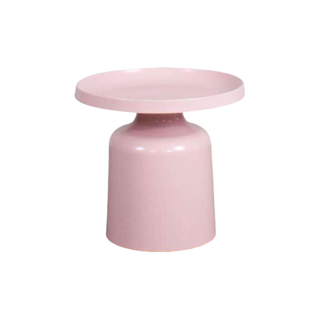 klay side table pink
