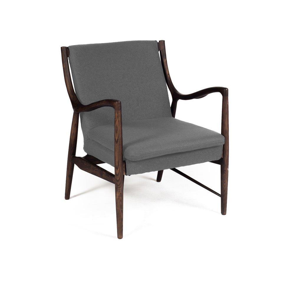 Wanscher OW149 Chair Grey