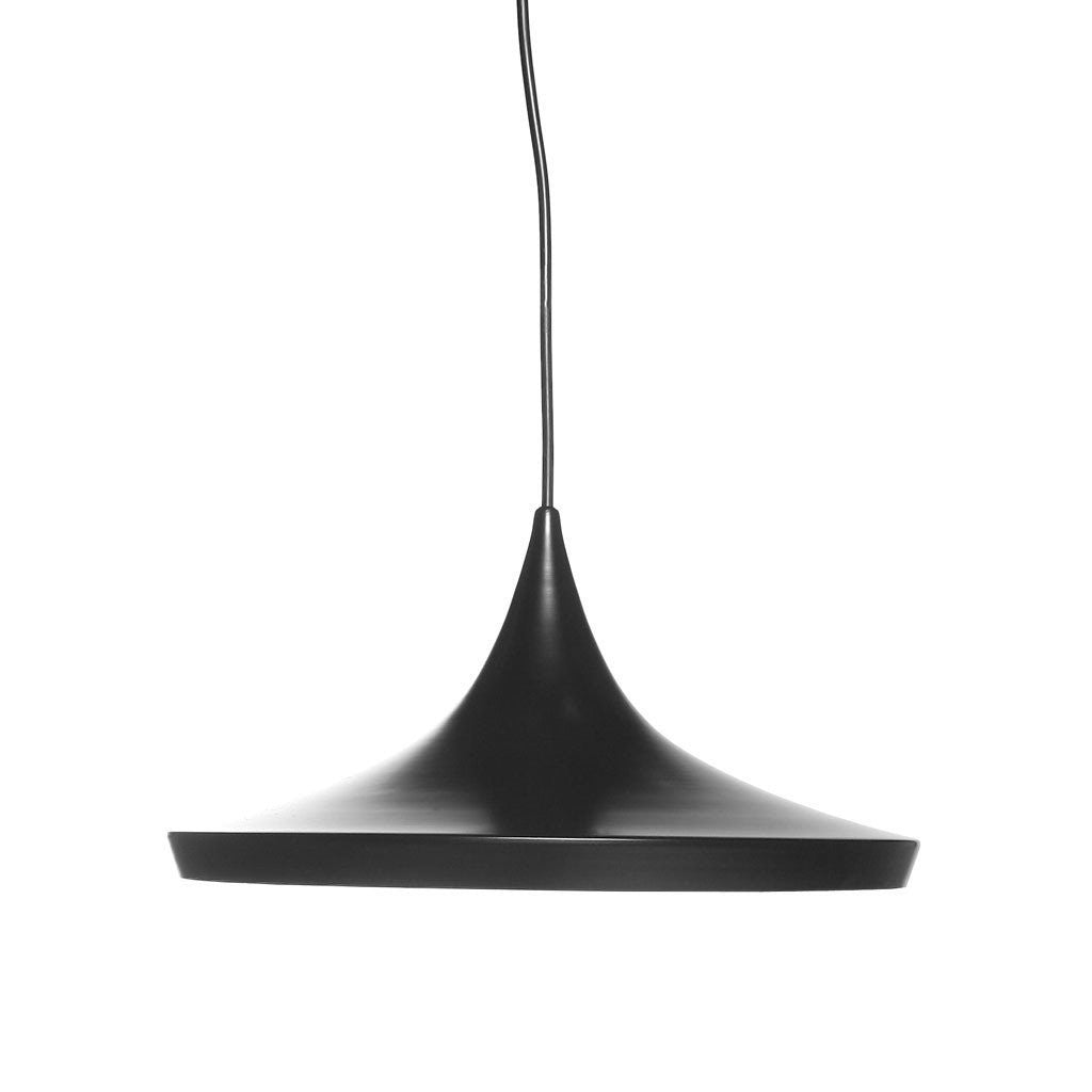 Dixon Beat Lamp Wide Black