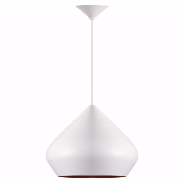 Dixon Beat Lamp, Stout White