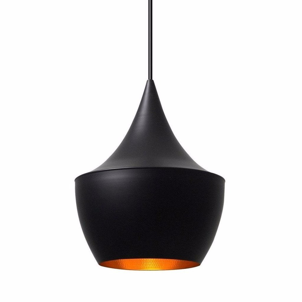Dixon Beat Lamp, Fat Black