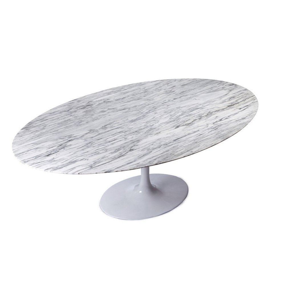 Saarinen Oval Tulip Table - 67""