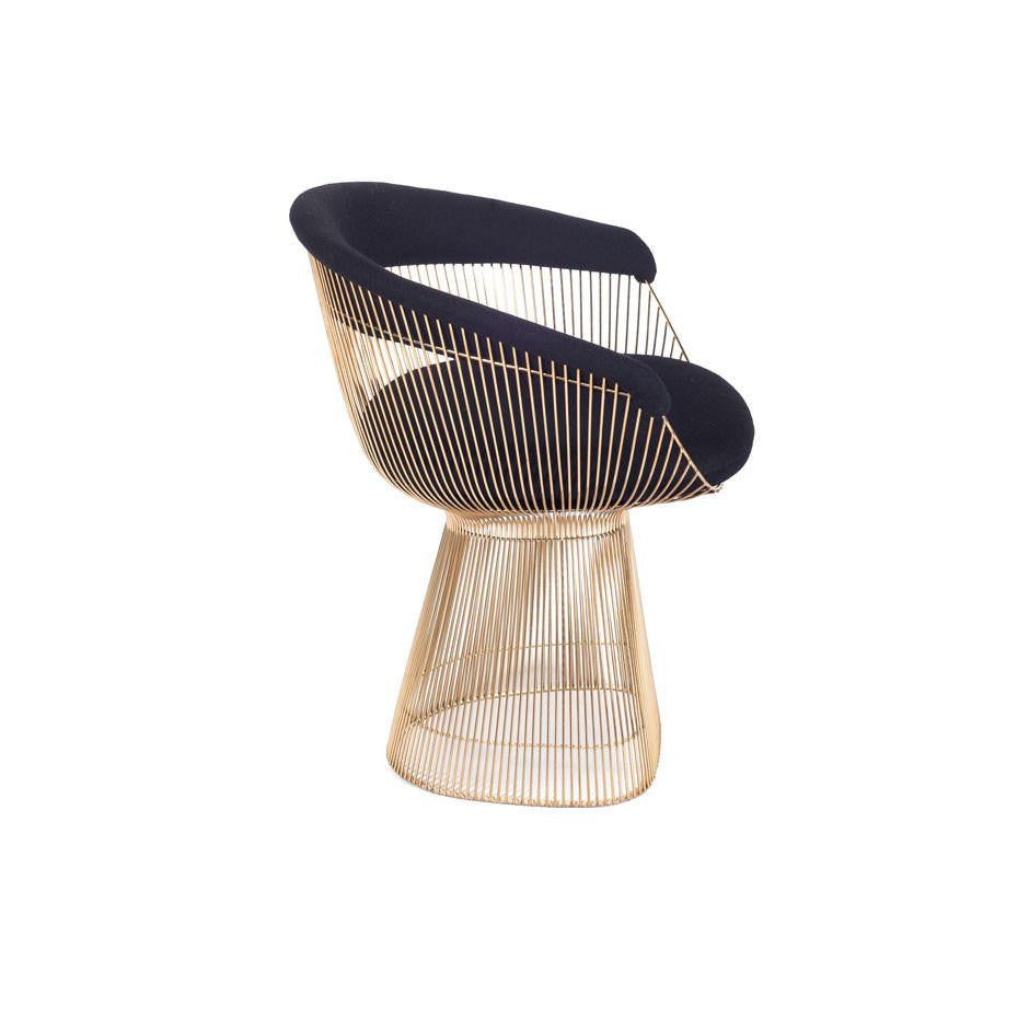 Platner Chair Gold