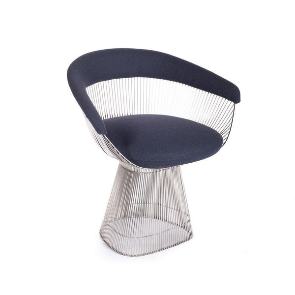 Platner Chair Nickel