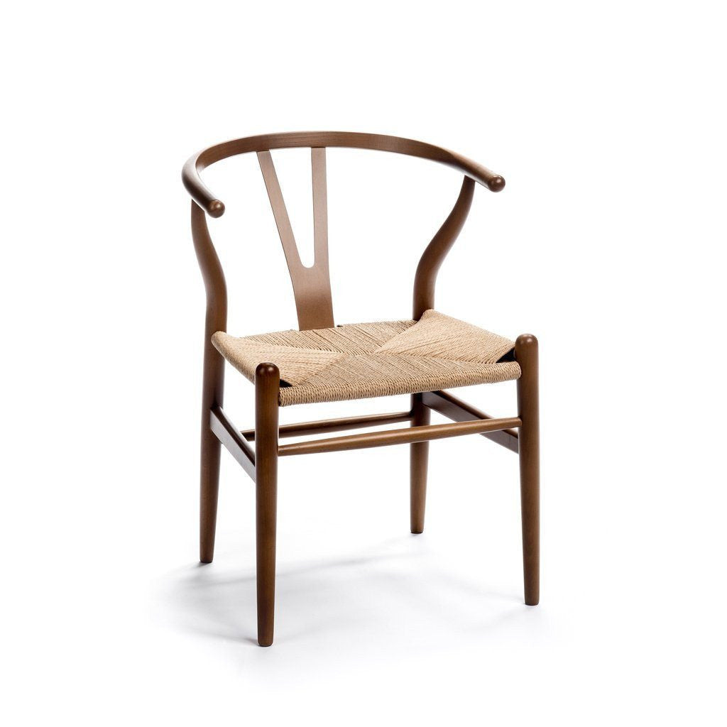 CH24 Wishbone Chair walnut