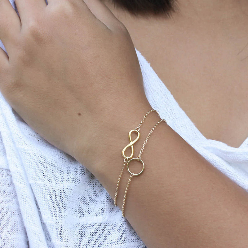 Armband Mix gold | MAYAMBERLIN