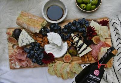 The Ultimate Cheeseboard