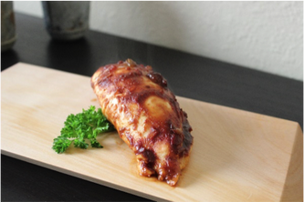 Zesty Chicken Recipe using MiaBella Balsamic Vinegar