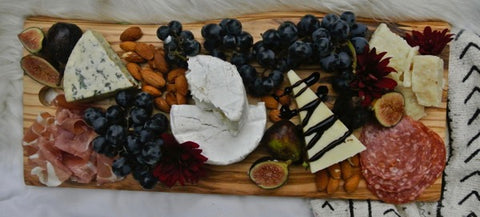 The Perfect Cheeseboard for Wine and Friends