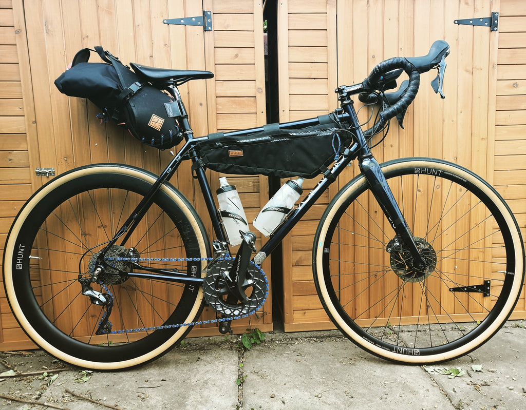 Whats our perfect bike setup for Ultra Cycling and Bike Packing?