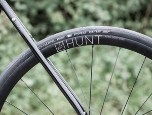 Hunt AeroLight Alloy Wheelset - www.velovelo.cc