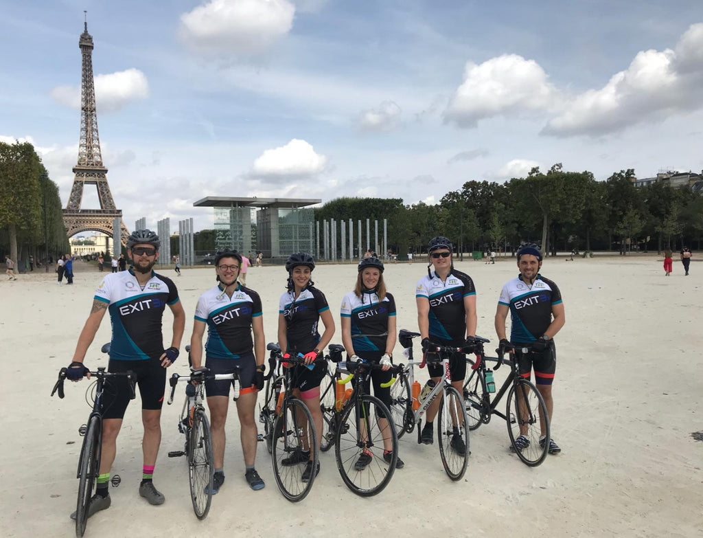London-Paris-London 600km 72 Hour Challenge, 1st-4th May 2020 - www.velovelo.cc