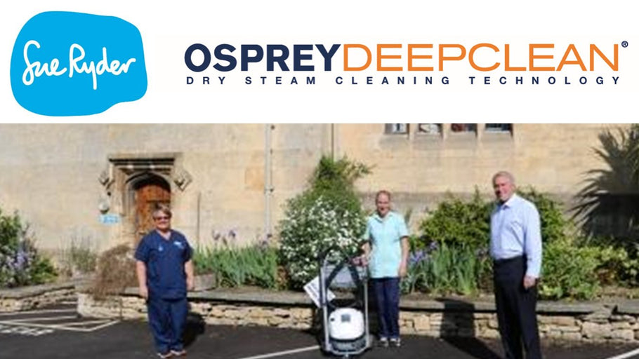 Steam Cleaning in the Care Sector