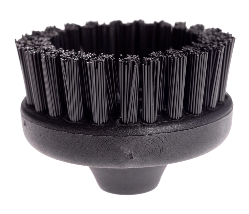 60mm Round Nylon Brush