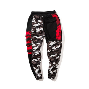 """CAMOUFLAGE"" JOGGERS"