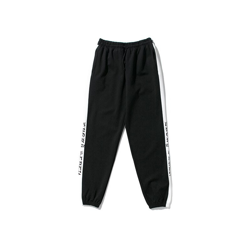 """SIDE STRIP"" JOGGERS"