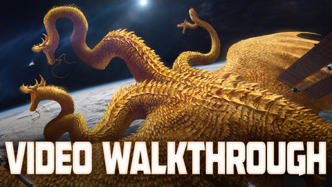 Ghidorah Process Walkthrough