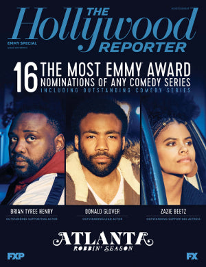 August 6, 2018 - Issue 25B - Emmys - ACTRESS/CREATIVE ARTS