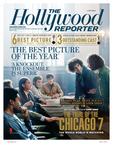 March 1, 2021 - Issue 8b - AWARDS SPECIAL - Best Picture, International Features, Documentary Features