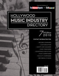 2010 Hollywood Music Industry Directory 7th Edition
