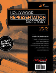 Hollywood Creative Directories