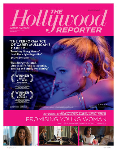 January 15, 20201 - Issue 2a - AWARDS SPECIAL - SAG AWARDS, Motion Picture