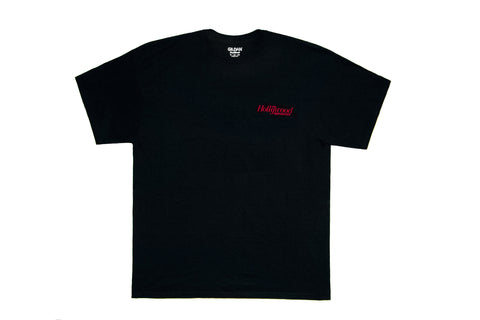 The Hollywood Reporter Black T-Shirt Size L