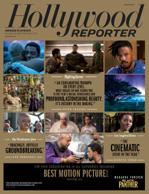 November 27, 2018 - Issue 38B - Awards Playbook - Golden Globes Preview: Film