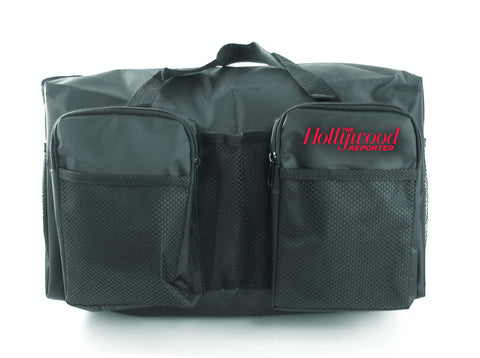 The Hollywood Reporter Weekend Duffel Bag