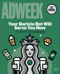 Adweek Back Issue N. 1 - 2017