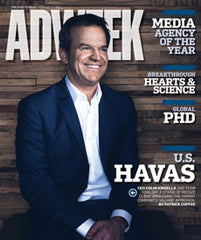 Adweek Back Issue N. 4 - 2017