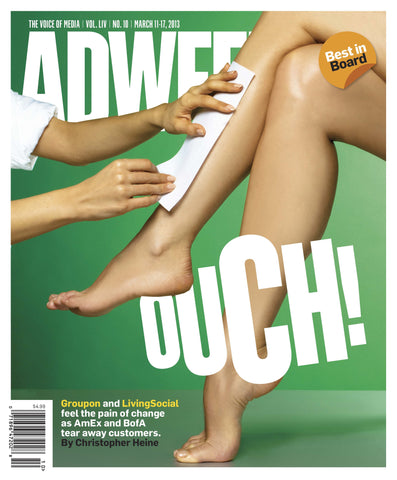 Adweek Back Issue N. 10 - 2013
