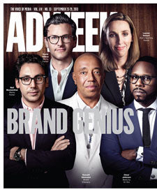 Adweek Back Issue N. 33 - 2013