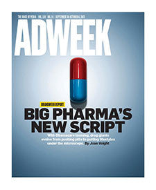 Adweek Back Issue N. 34 - 2013