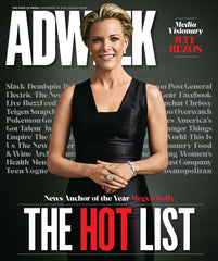 Adweek Back Issue N. 39 - 2016