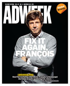 Adweek Back Issue N. 41 - 2013