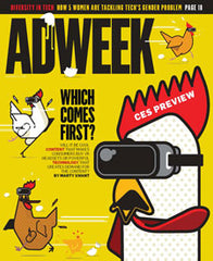 Adweek Back Issue N. 1 - 2018
