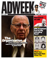 Adweek Back Issue N. 28 - 2011
